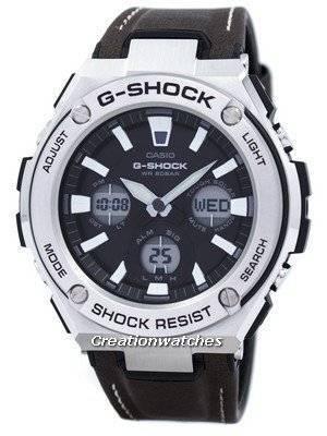 Casio G-Shock Tough Solar Shock Resistant GST-S130L-1A GSTS130L-1A Men's Watch