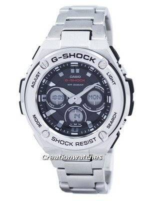 Casio G-Shock G-Steel Tough Solar Analog Digital GST-S310D-1A GSTS310D-1A Men's Watch