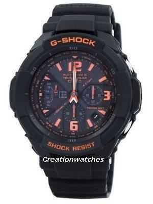 Casio G-Shock Multi Band 6 Tough Solar World Time GW-3000B-1A Men's Watch
