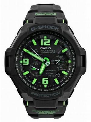 Casio G-Shock Triple G Resist Multi-Band 6 Atomic GW-4000-1A3 Men's Watch