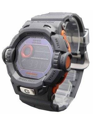 Casio G shock Men in Smoky Gray GW-9200GYJ-1JF Watch