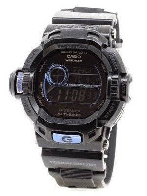 Casio G shock Riseman Initial Blue GW-9230BJ-1JR