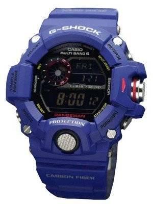 "Casio G-Shock Rangeman ""Men In Navy"" GW-9400NVJ-2JF"