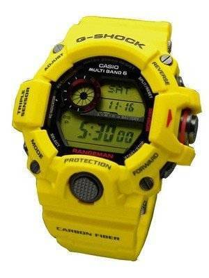 Casio Rangeman Atomic G-Shock 30th Anniversary GW-9430EJ-9JR