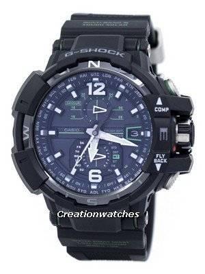 Casio G-Shock Gravity Defier Atomic GW-A1100-1A3 Men's Watch