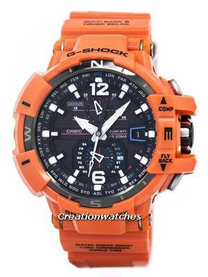 Casio G-Shock Triple G Sky Cockpit GRAVITYMASTER GW-A1100R-4A  Men's Watch