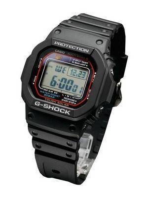 Casio G-Shock Tough Solar Multi-Band 6 GW-M5610-1JF Men's Watch