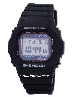 Casio G-Shock Atomic Multiband 6 GW-M5610-1 Men's Watch