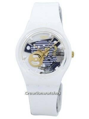 Relógio Swatch originais marinheiro de quartzo GW169 Unisex