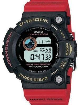 Casio G-Shock Frogman GW200TC-4V
