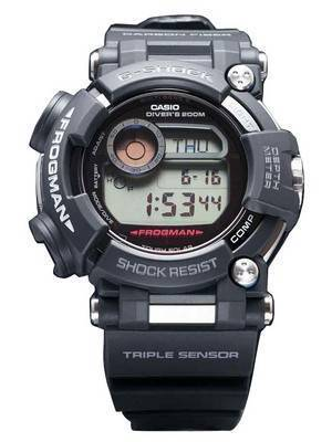 Casio G-Shock Frogman Atomic Triple Sensor GWF-D1000-1JF Men's Watch