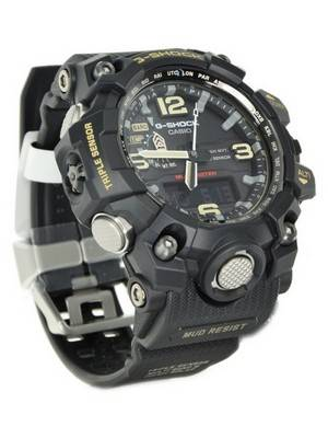 Casio G-Shock Mudmaster Triple Sensor GWG-1000-1AJF GWG1000-1AJF Men's Watch