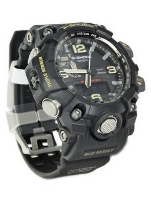 Casio G-Shock Mudmaster Triple Sensor GWG-1000-1AJF Men's Watch