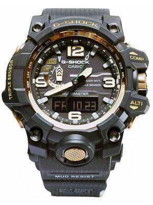 Casio G-Shock MUDMASTER GWG-1000GB-1AJF Men's Watch