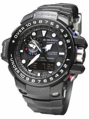 Casio G-Shock GULFMASTER Atomic GWN-1000B-1AJF Men's Watch