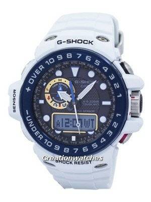 Casio GULFMASTER G-Shock Atomic Analog-Digital GWN-1000E-8A GWN1000E-8A Men's Watch