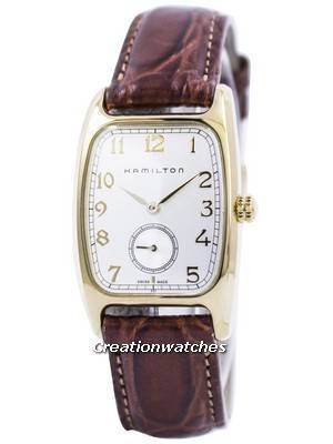 Hamilton American Classic Boulton Quartz Swiss Made H13431553 Men's Watch
