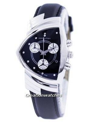 Hamilton Ventura Chronograph Quartz H24412732 Men's Watch