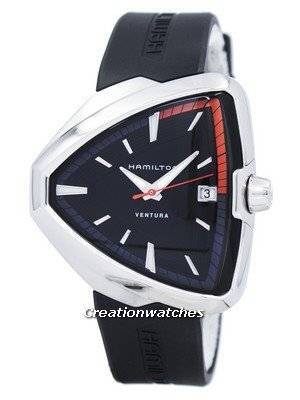 Hamilton Ventura Elvis80 Quartz H24551331 Men's Watch