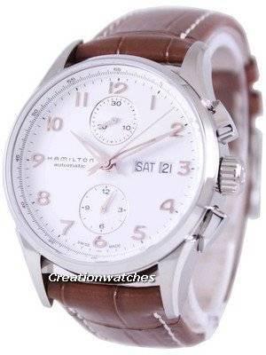 Hamilton Jazzmaster Maestro Automatic Chronograph H32576515 Men's Watch