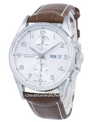 Hamilton Jazzmaster Maestro Chronograph Automatic H32576555 Men's Watch