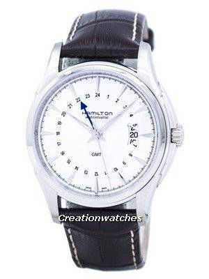 Hamilton Jazzmaster Traveler GMT Automatic H32585551 Men's Watch