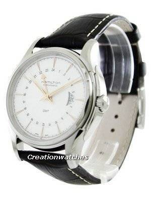 Hamilton Jazzmaster Traveler GMT H32585557 Men's Watch