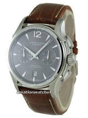 Hamilton American Classic Jazzmaster Auto Chronograph H32606585 Men's Watch