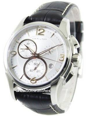 Hamilton Jazzmaster Quartz Chronograph H32612555 Men's Watch