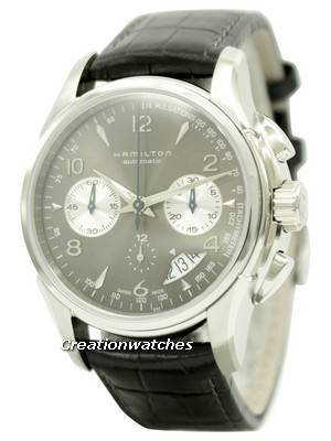 Hamilton Jazzmaster Automatic Chronograph Swiss Made H32656785 Men's Watch