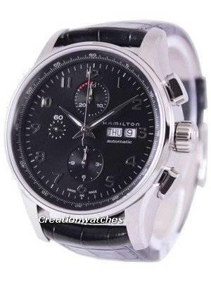 Hamilton Jazzmaster Maestro Automatic Chronograph H32716839 Men's Watch