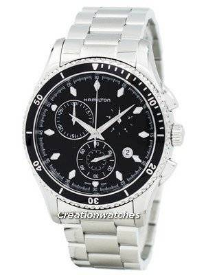 Hamilton Jazzmaster Seaview Chronograph Quartz H37512131 Men's Watch