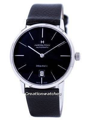 Hamilton American Classic Intra-Matic H38455731 Men's Watch