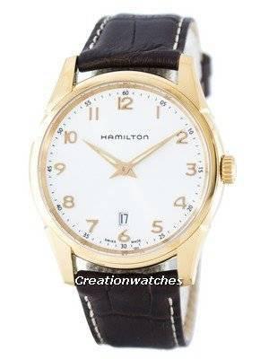 Hamilton Jazzmaster Thinline Quartz H38541513 Men's Watch