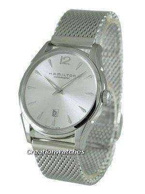 Hamilton Jazzmaster Slim Automatic H38615255 Men's Watch