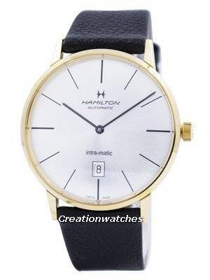 Hamilton Intra-Matic Automatic H38735751 Men's Watch