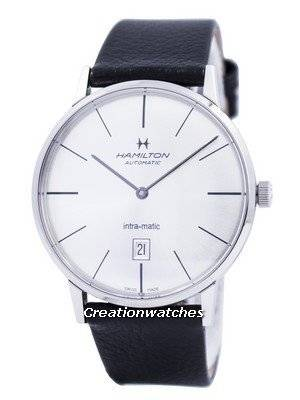 Hamilton American Classic Intra-Matic Automatic H38755751 Men's Watch