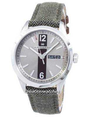 Hamilton Broadway Quartz H43311985 Men's Watch