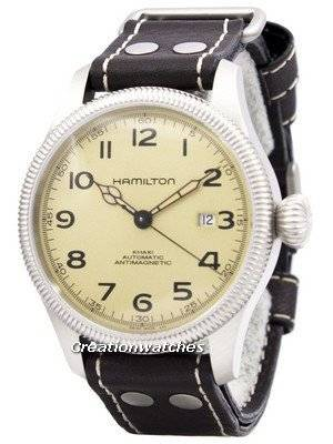Hamilton Khaki Field Pioneer Automatic Antimagnetic Swiss Made H60455593 Men's Watch
