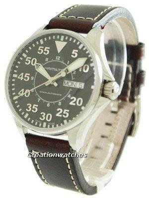 Hamilton Khaki Pilot Automatic H64425535 Men's Watch