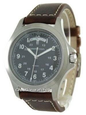 Hamilton Khaki Navy H64451533 Men's Watch
