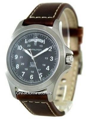 Hamilton Khaki King H64451593 Men's Watch