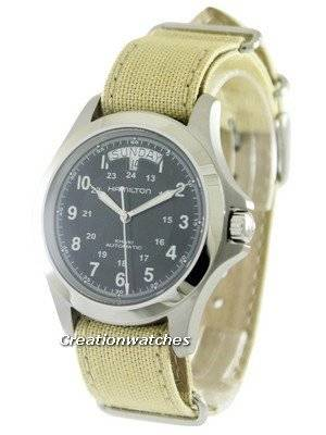 Hamilton Khaki King Automatic H64455933 Men's Watch