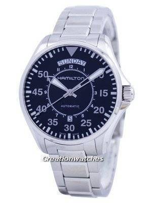 Hamilton Pilot Day Date Aviation Automatic H64615135 Men's Watch