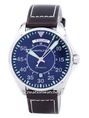 Hamilton Khaki Aviation Automatic H64615545 Men's Watch