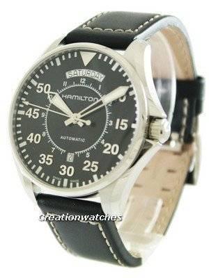 Hamilton Khaki Pilot Automatic H64615735 Men's Watch