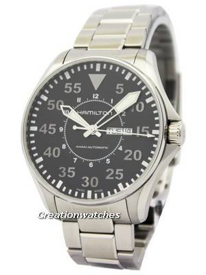 Hamilton Khaki Aviation Pilot Automatic H64715135 Men's Watch