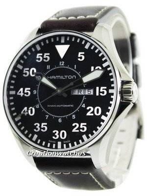 Hamilton Khaki Automatic Aviation H64715535 Men's Watch