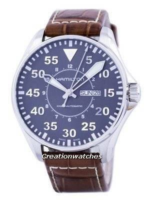 Hamilton Khaki Pilot Automatic H64715885 Men's Watch