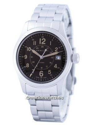 Hamilton Khaki Filed Quartz Swiss Made H68201193 Men's Watch